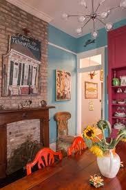 Small Picture A Vibrant Colorful Art Filled New Orleans Home House Room and