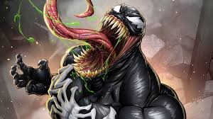 Venom 4k Wallpaper