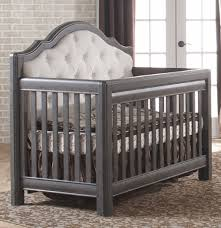 elegant baby furniture. Pali Cristallo Forever Crib With Fabric Upholstery Elegant Baby Furniture