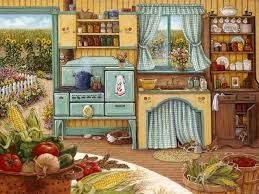 kitchen paintings367 best Kitchen Art images on Pinterest  Kitchen art Painting