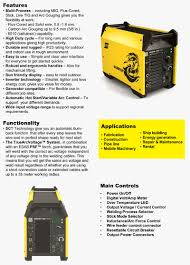 warrior i i cc cv power source center industrial supply warrior 400i 500i cc cv power source