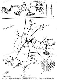 Yamaha scooter 1992 oem parts diagram for electrical 2 partzilla rh partzilla yamaha atv