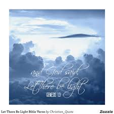Let There Be Light Verse Pin On Christian Home Decor