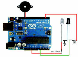 robotix how to use ir led and photodiode arduino circuit diagram how to use ir led and photodiode