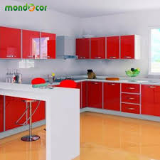 pull out baskets for kitchen cabinets philippines inspirational new glossy pvc waterproof self adhesive wallpaper for