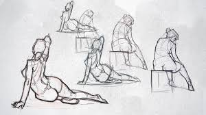 Draw A Figure In Under Five Minutes Creative Bloq