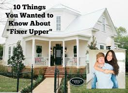 Small Picture HGTVs Fixer Upper with Chip and Joanna Gaines