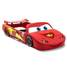 lightning mcqueen bean bag chair cars lightning toddler to twin bed with lights and toy box bean bags india