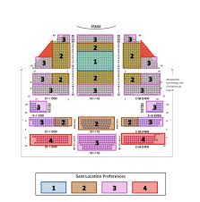 Gershwin Theatre Seating Chart Wicked Seating Info Tickpick