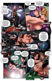 Spiderman Civil War Porn