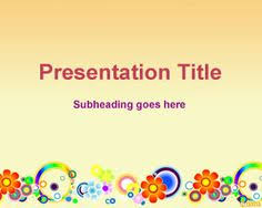 Free Powerpoint Background Templates 67 Best Nature Powerpoint Templates Images Powerpoint Template