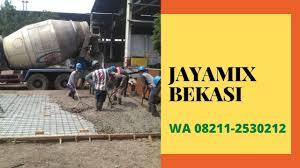 Harga beton cor ready mix jayamix terbaru 2021. Harga Beton Jayamix Di Bekasi Wa 08211 2530212 Youtube