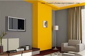 Home Interior Wall Colors With worthy Black Living Room Wall Paint Ideas  Interior Wonderful