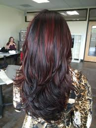 Hairstyles Ombrc3a9 Ombre Sombre Baylage Brunettes Highlights