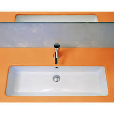 large undermount sink for bathroom