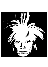 Small Picture Coloring page Andy Warhol img 22445