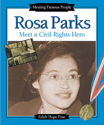 rosa parks meet a civil rights hero meeting famous people rosa parks meet a civil rights hero meeting famous people edith hope fine 9780766020993 com books