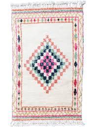 temara medallion moroccan shag rug  back in stock