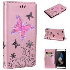 3D <b>PU Leather</b> Flip Notebook <b>Wallet Case</b> with Magnetic Stand ...