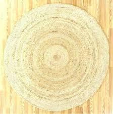 5 ft round rug