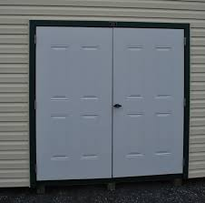 garage door for shedShawnee Structures Pennsylvania Maryland