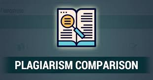 plagiarism comparison check similarity in two documents