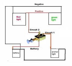 need a very simple wiring diagram for navagation lights page 1 Wiring Diagram For Boat Wiring Diagram For Boat #62 wiring diagram for boat lights