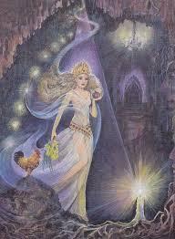 Goddesses Of The New Light Persephone Goddesses Of The New Light By Pamela Matthews