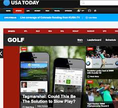 Tagmarshal Usa Today Golf Cart Gps Pace Of Play Golf