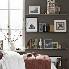 Living Room Shelves Decorating Lovely And Inspiring Wall Decorating Ideas For Your Room Amaza