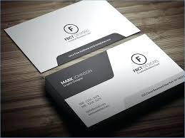 Business Card Layout Template Word Business Cards Templates Free