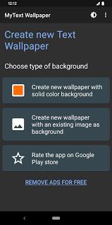 MyText - Text Wallpaper Maker, Focus on ...