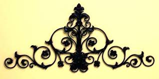 large wrought iron wall art scrolled metal wall art scrolled metal wall art image of large wrought iron wall decor scroll huge wrought iron wall art
