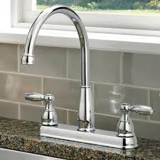 2 handle standard faucets
