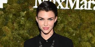 ruby rose orange is the new black wink. this is what ruby rose thinks about the entire internet \u0027going gay\u0027 for her   huffpost orange new black wink