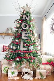 Plaid Christmas Tree 60 Best Christmas Tree Decorating Ideas How To Decorate A