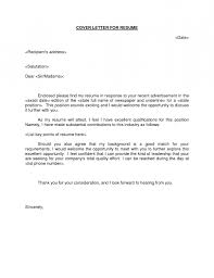 A concise and focused cover letter that can be attached to any CV when  applying for