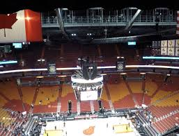Miami Heat Interactive Seating Chart American Airlines Arena Section 325 Seat Views Seatgeek