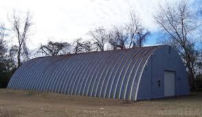 galvanized steel quonset hut