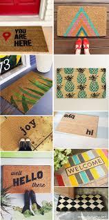 Best 25+ Diy door mats ideas on Pinterest | Recycled door mats ...