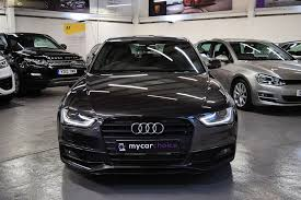 audi a4 2014 black. Interesting Black AUDI A4 20 TDI S LINE BLACK EDITION STARTSTOP 4DR CVT 150  Intended Audi 2014 Black D