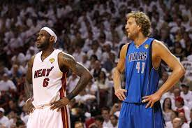 Dallas Mavericks vs. Miami Heat ...