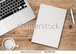office table top view. Exellent View Office Desk Top View With Blank Notebook In Office Table Top View D