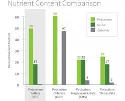 Study Emphasizes Importance Of Potassium Fertilizer For