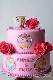 Disney Princesses Cake Cakes And Cupcakes For Kids Birthday Party