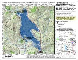 Loon Lake Depth Chart Newfound Lake Or Lake Sunapee Which Lake Would You Choose