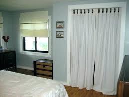 closet curtains curtain door medium size of with doors for bedrooms ikea panel sliding glass