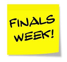 Image result for Finals Week