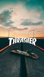 Thrasher iPhone Wallpapers - Top Free ...