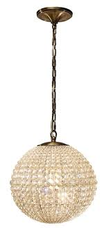 antique brass wrought iron crystal chandelier